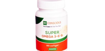 BE CONSCIOUS Super Omega 3-6-9