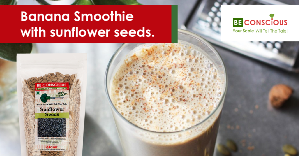 Sunflower Seeds2 Be Conscious Super Food Healthy Food Company