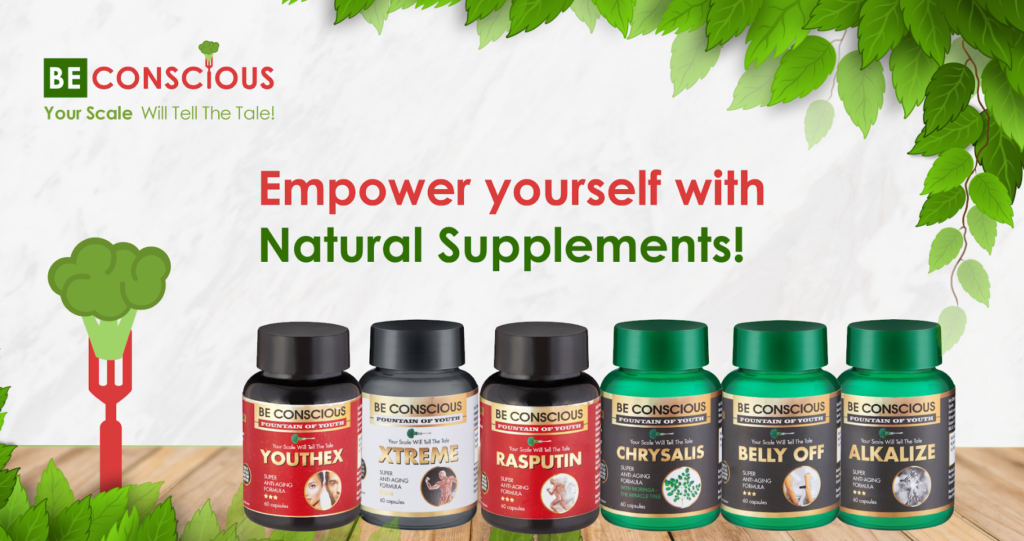 Be Conscious Natural Supplements